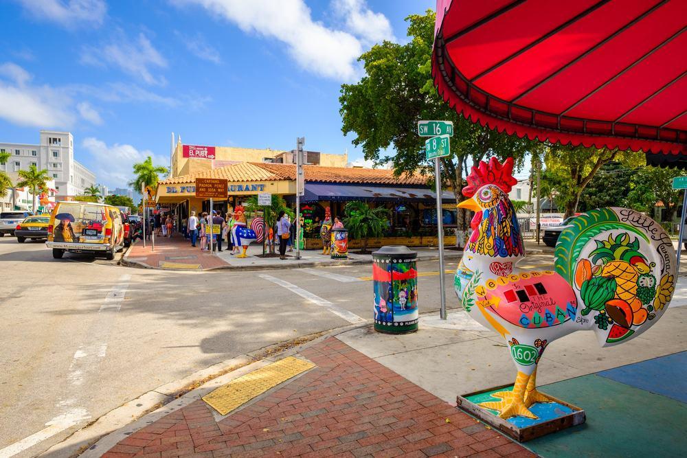 Kleines Havanna, Miami