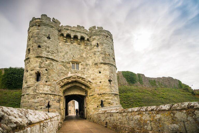 Carisbrooke Schloss