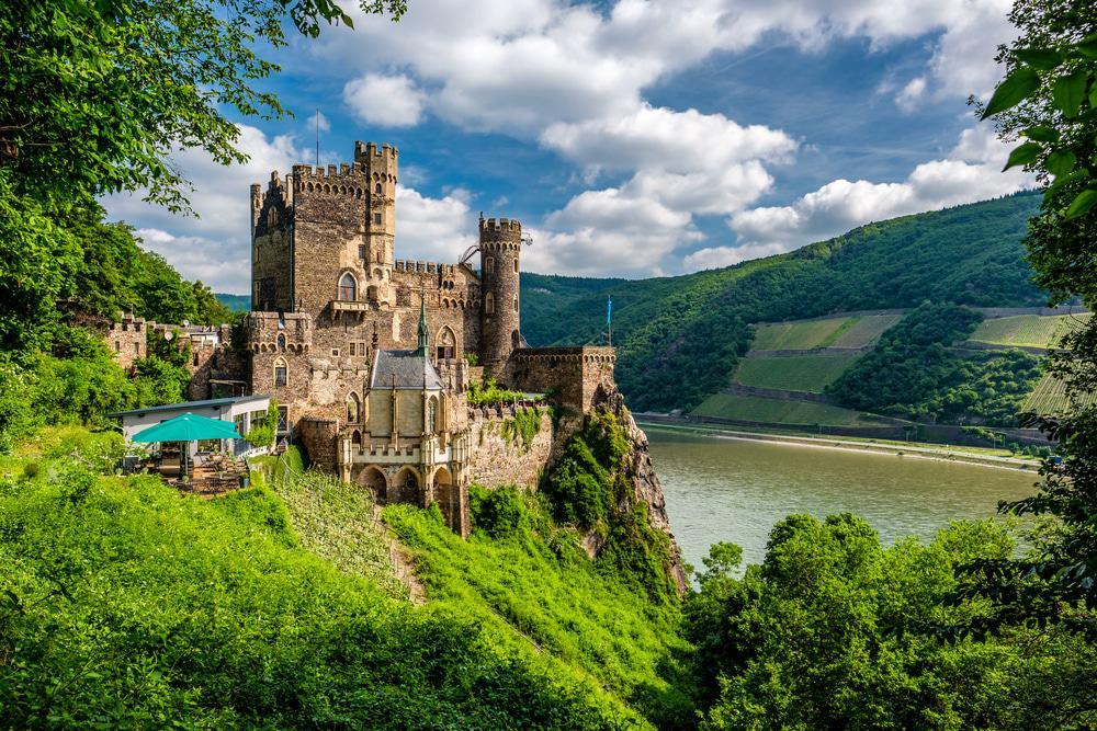 Burg Rheinstein, Deutschland