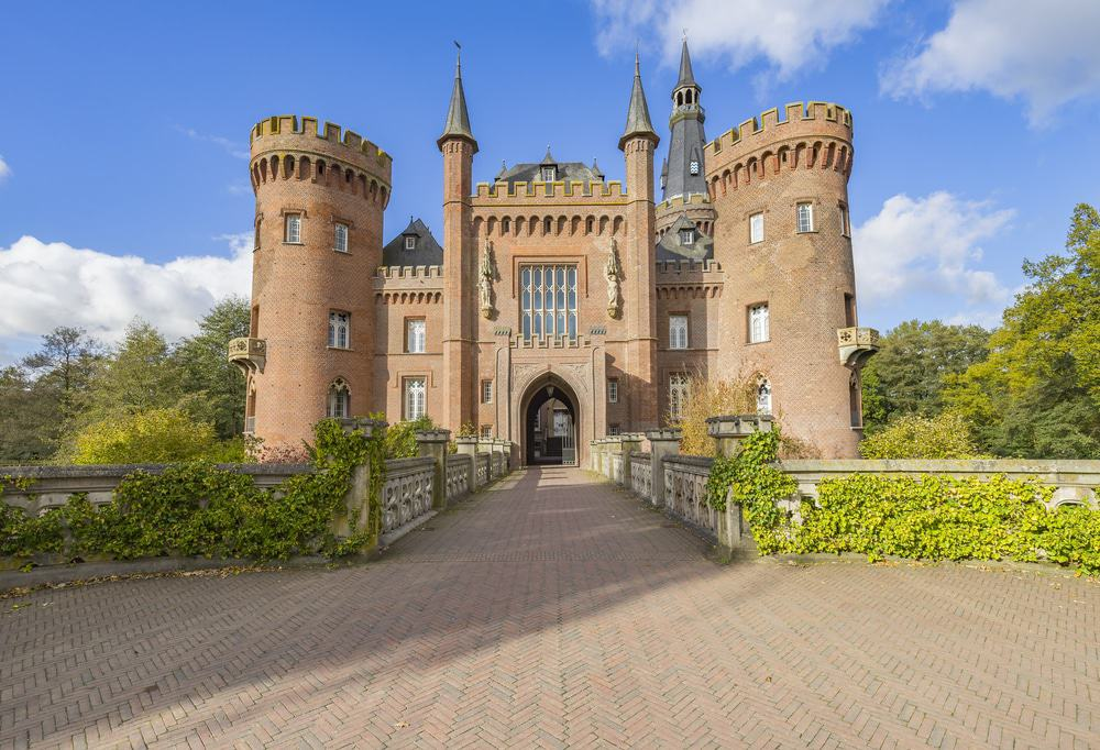 Moyland Schloss
