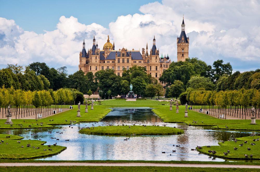 Schloss Schwerin, Deutschland