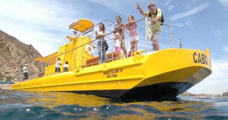 U-Boot-Abenteuer in Los Cabos