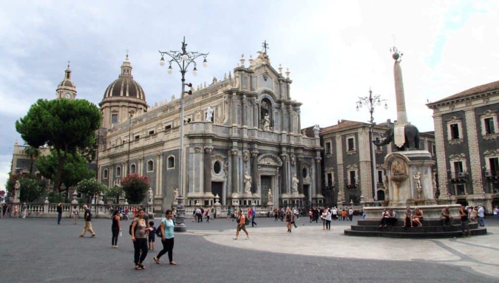 Kathedrale von Catania
