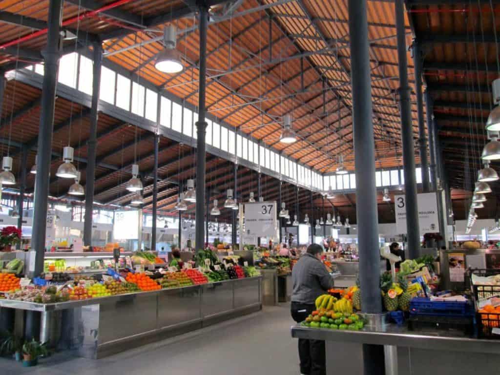 Zentraler Markt