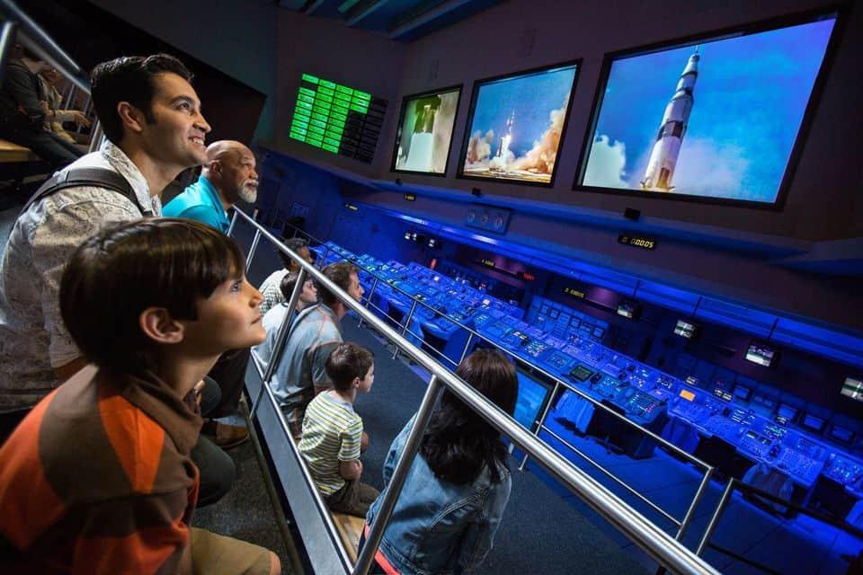 Kennedy Space Center Ultimativer Weltraumpass