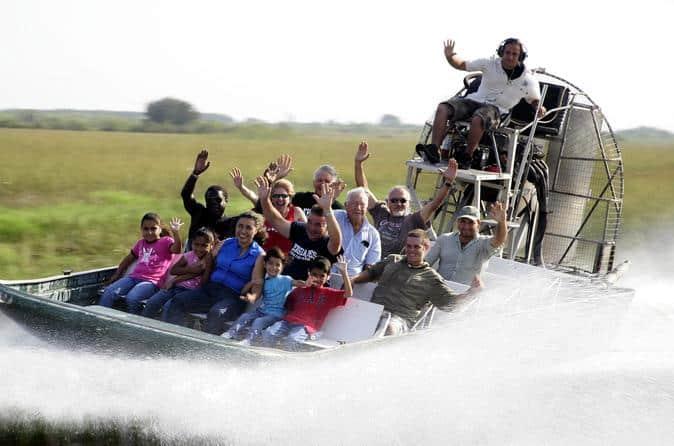 Kennedy Space Center und Everglades Airboat Safari