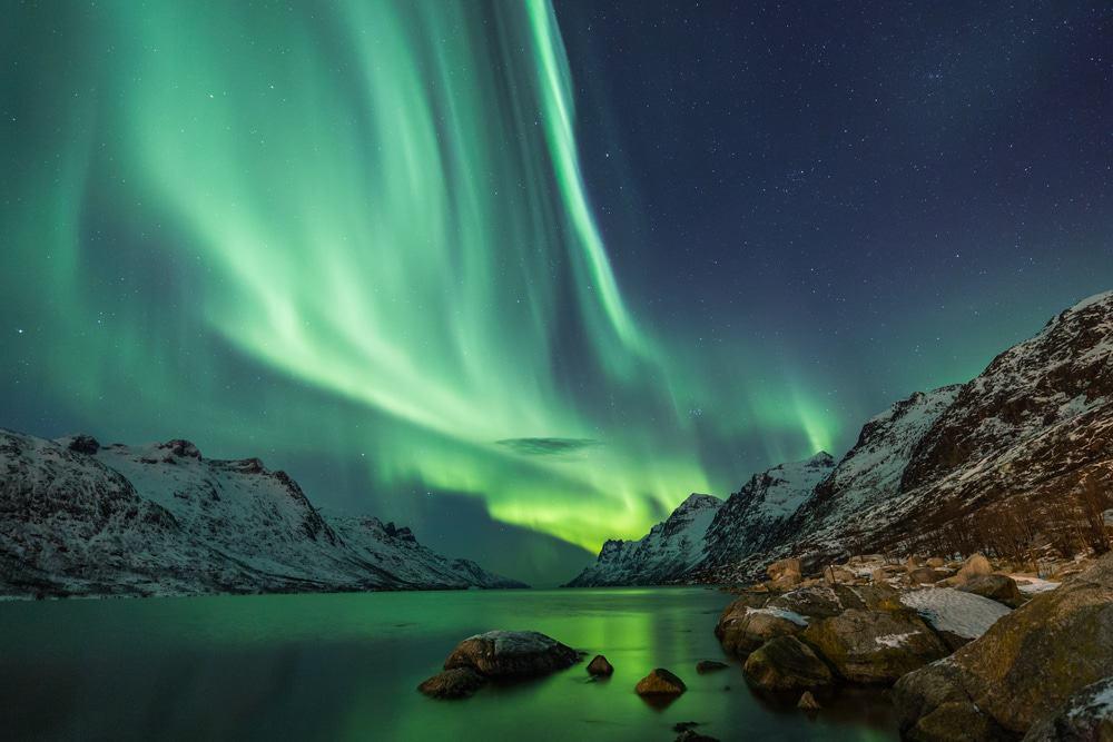 Nordlichter, Island