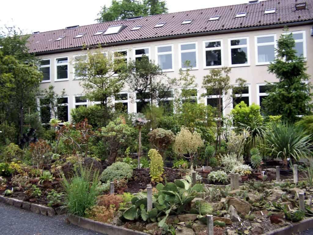 Alter Botanischer Garten der Universität Göttingen