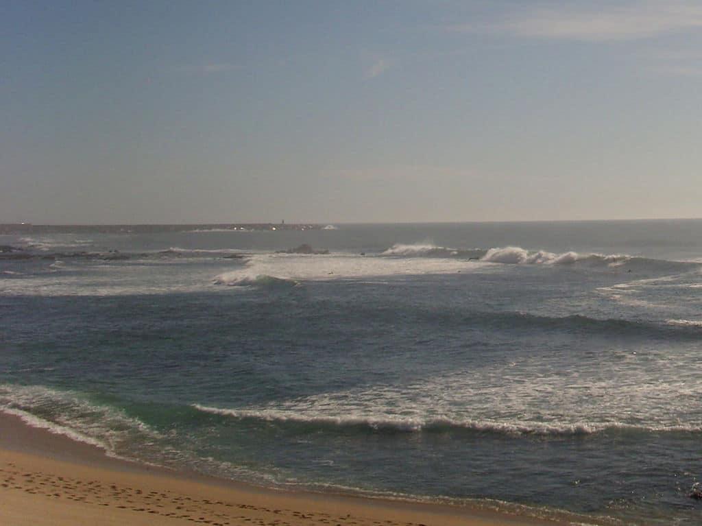 Praia da Salgueira