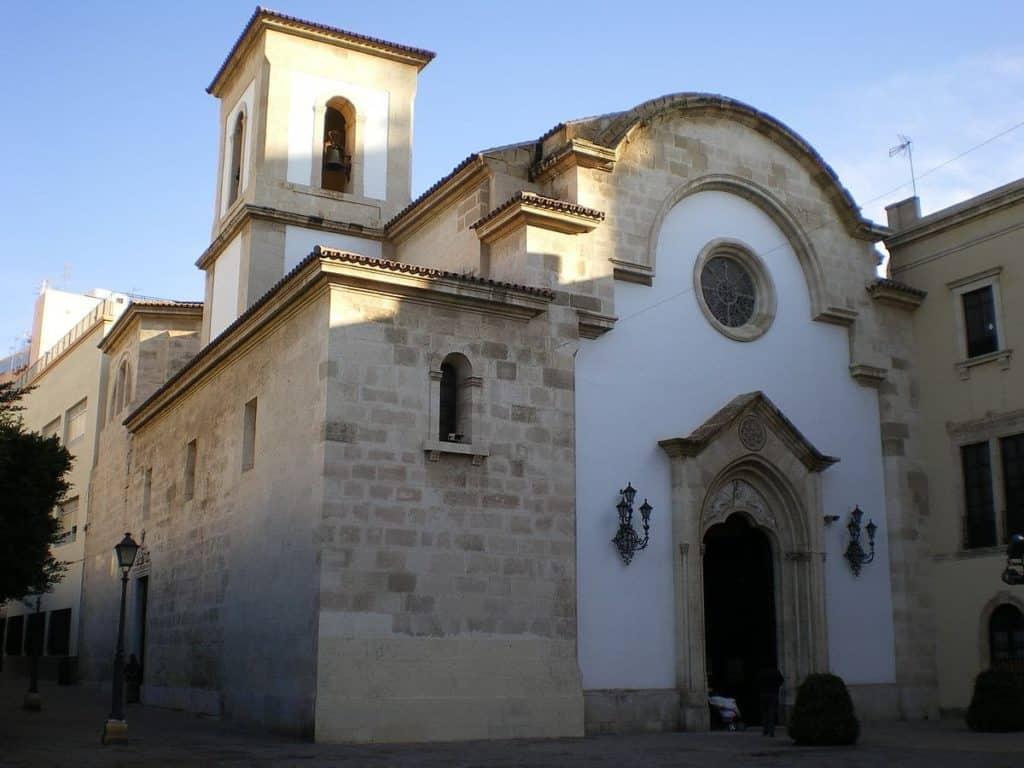 Santuario de la Virgen del Mar.