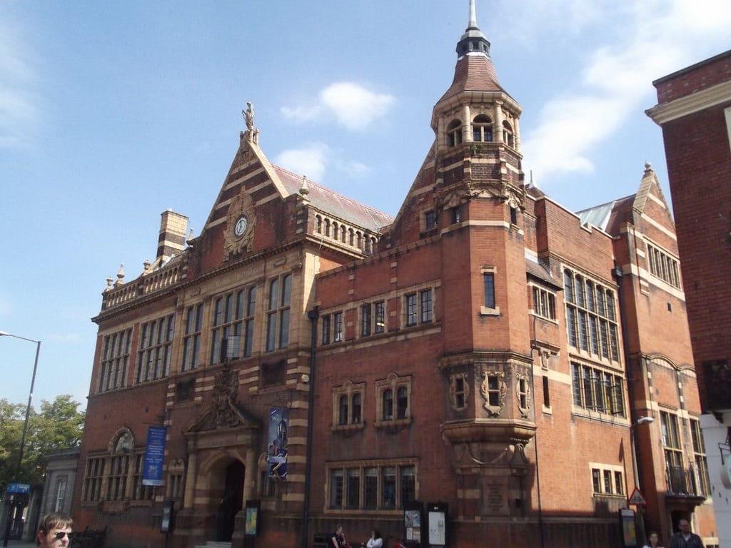 Worcester City Art Gallery und Museum