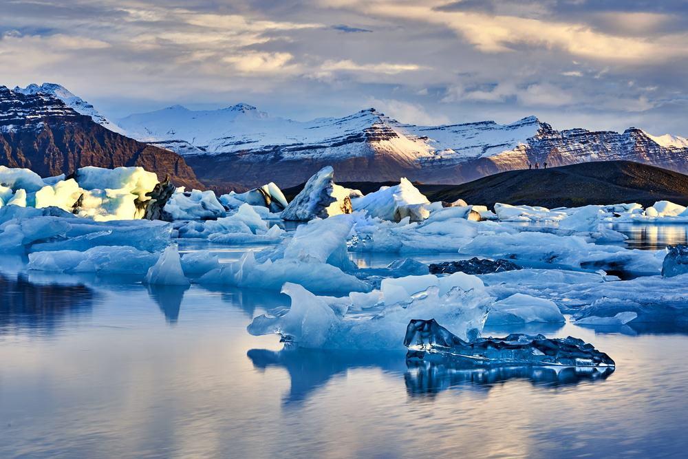 Jokulsarlon-Gletscherlagune